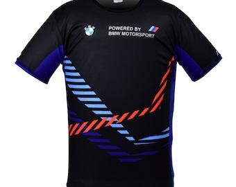 BMW Powered Motorsport T Shirt