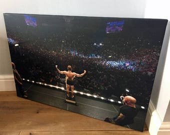 Conor McGregor KiSS Canvas
