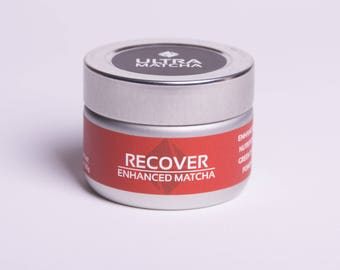 Ultra Matcha Recover Enhanced Matcha Green Tea