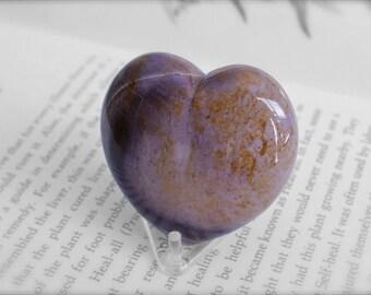 Mookaite Heart