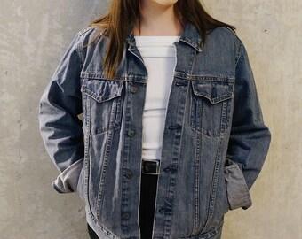 Perfect Medium Wash Denim Jacket