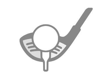 Download Golf monogram svg   Etsy