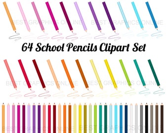 Coloring pencils   Etsy