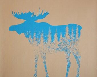 Chubby Moose
