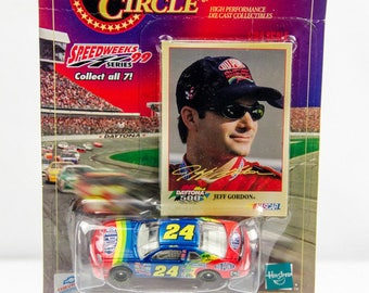 Winners Circle Speedway 99 Series Jeff Gordon 1/64 Diecast Car