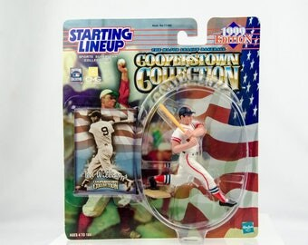 Starting Lineup Baseball 1999 Cooperstown Collection Ted Williams Red Sox