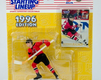Starting Lineup 1996 NHL Stephane Richer Action Figure New Jersey Devils