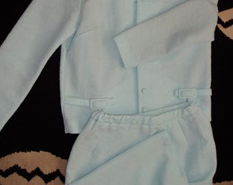 vintage womens leisure suit