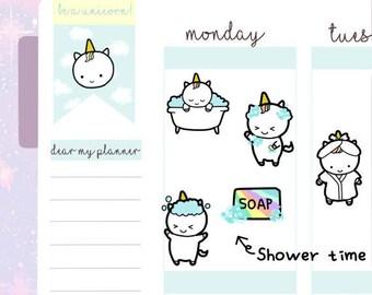 Petitcorn-Dearmyplanner-Shower Petitcorn (dm17-006)
