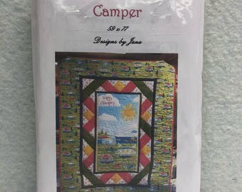 Camping quilt kit