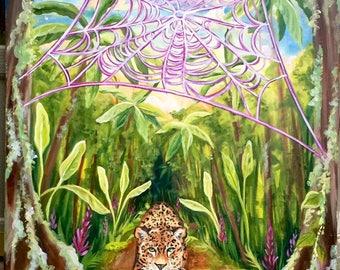The Jaguar's Path