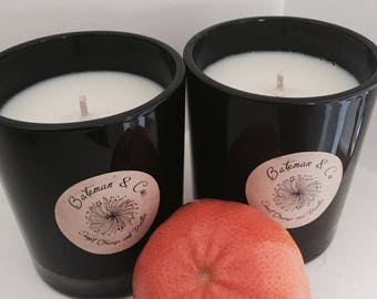 Sweet Orange and vanilla Soy Candle