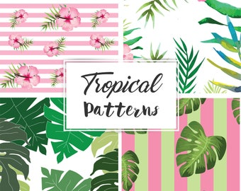 Vector tropical patterns