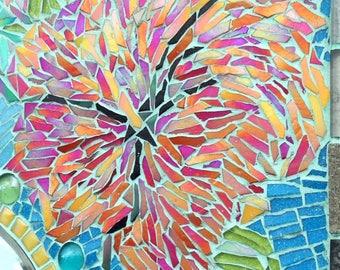 Summer Garden mosaic