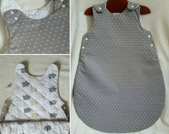 Sleeping bag stars size 6/12 months