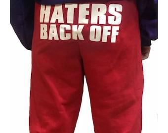Haters Back Off Miranda Sings Sweat Pants