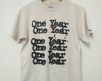 Vintage one year anniversary etsy