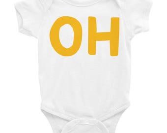 OH - Baby Infant Bodysuit Romper Onesie