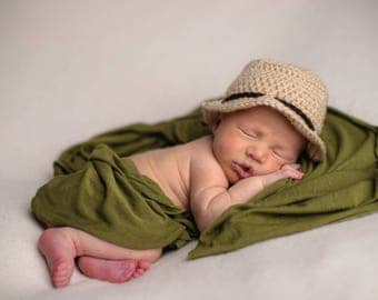 Newborn Fisherman Hat