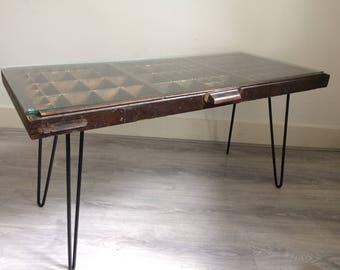 Typecase Table (Small) Copper