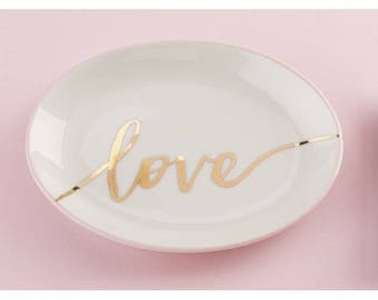Love Trinket Jewelry Dish