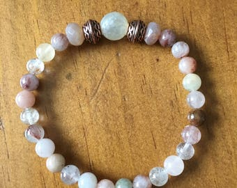 The sun the moon and the stars bracelet