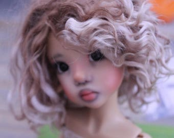 Wig for bjd blythe doll.For order. Sold out