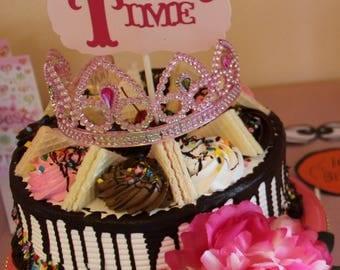 Princess Birthday Party - Cake Stand