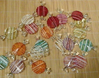 "Glass ""Candy"""