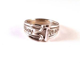Custom Woman's Symbolic Ring