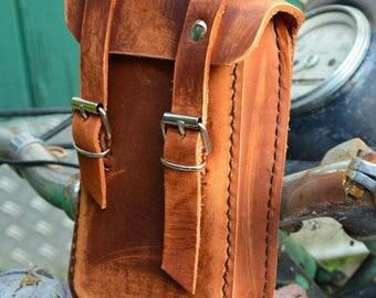 """Motorcycle Sidebag/Saddlebag/Tankbag """"Micro"""""""