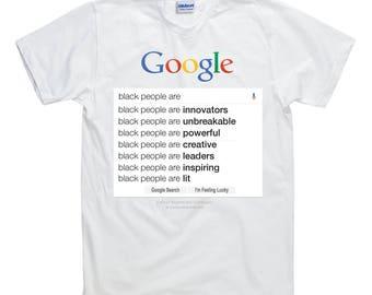 Google Search T Shirt