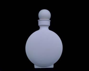 Flat Sided Jar