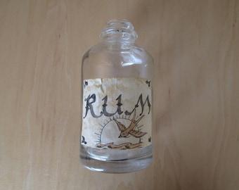 Captain Jack's Rum Bottle
