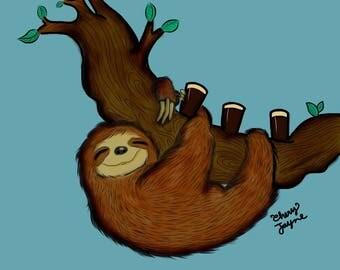 Stout Sloth