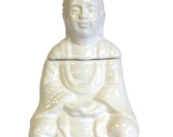 Buddah Oil Burner White