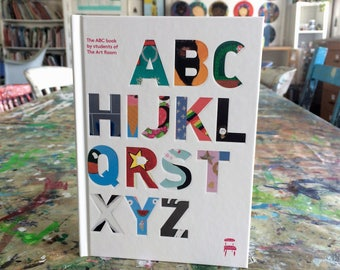 The ABC book by students of The Art Room