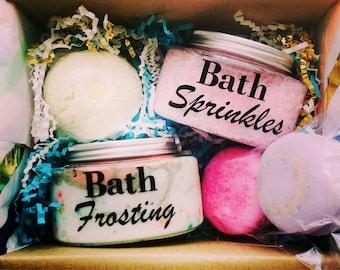 Sugar and Sprinkles Bath Bundle