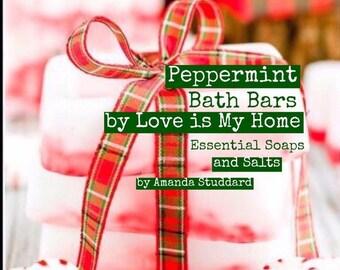 Peppermint Bath Bar