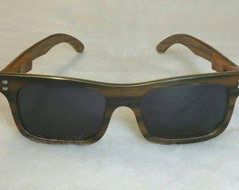 Men's Ebany Wooden Sunglasses