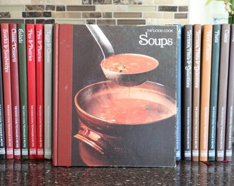 The Good Cook - Soups