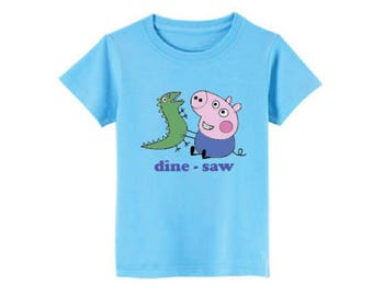 Peppa Pig - George T-Shirt for children - available in many sizes and colors