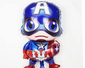 Gaint Iron man or Captain America Balloon