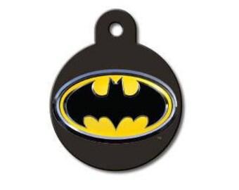 Batman Dog ID Tag