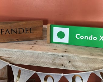 Custom House signs, wedding signs, home decor