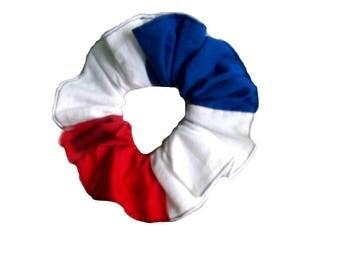 Patriotic Scrunchy