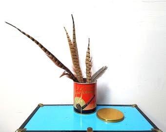 Rare Pipe Tobacco Tin by Heekin Can Co.