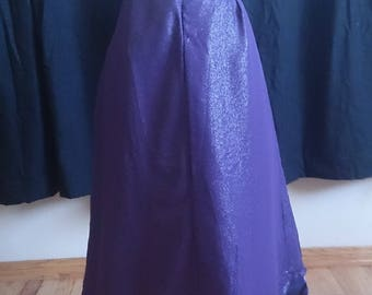 2-layered skirt (size 20)