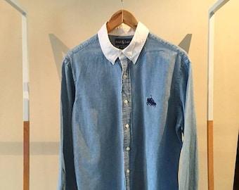 Ralph Lauren Denim long sleeve shirt