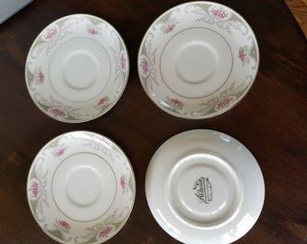 Vintage Alberon (4144) Saucers